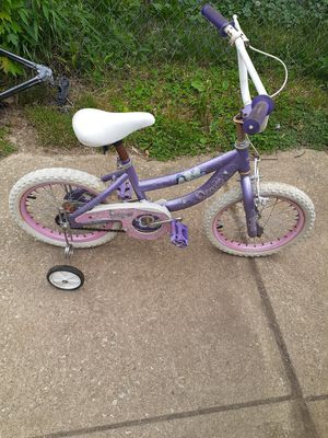 Small kids princess bike $10 FIRM for Sale in Cleveland, OH
