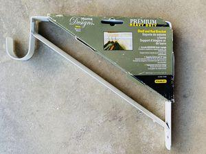 Shelf and rod bracket home design for Sale in Silverado, CA