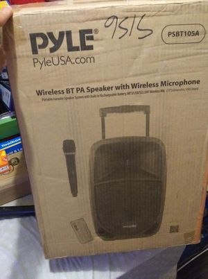 Pyle USA speaker for Sale in Long Beach, CA