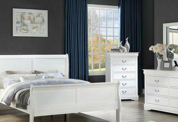 Amalia Black Panel Bedroom Set for Sale in Fort Worth,  TX