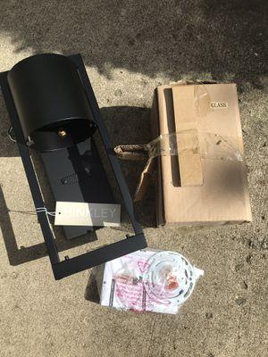 Outdoor light fixture for Sale in Delaware, OH