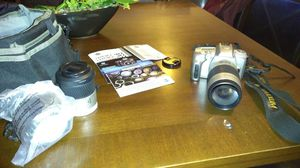 Minolta Maxxum 50 bundle for Sale in Salt Lake City, UT