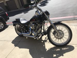 2006 Harley Softail for Sale in San Diego, CA