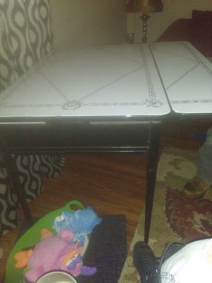 Antique black and white porclein table for Sale in Easley, SC