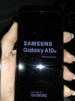 Samsung Galaxy A10e metro phone like new for Sale in Grand Prairie, TX
