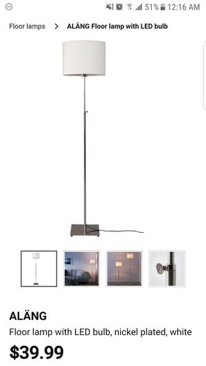 Ikea Floor lamp for Sale in McCandless, PA