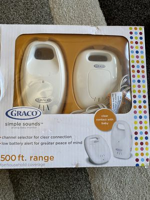 Baby monitor for Sale in Round Lake, IL