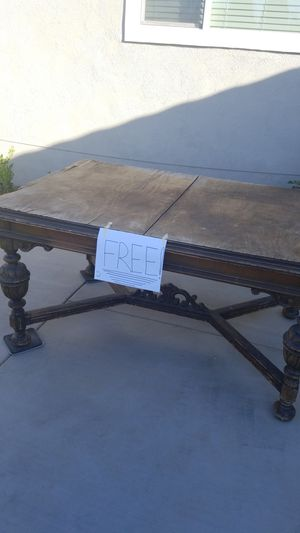 FREE Antique table for Sale in Orange, CA