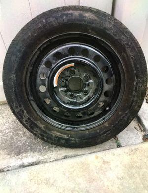 """2007-2013 Nissan Altima 16"""" spare tire & wheel for Sale in La Mesa, CA"""