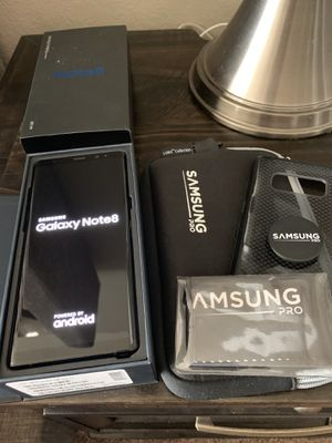 Samsung Note 8 for Sale in Austin, TX