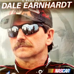 Dale Earnhardt NASCAR Calendar for Sale in Westport, WA