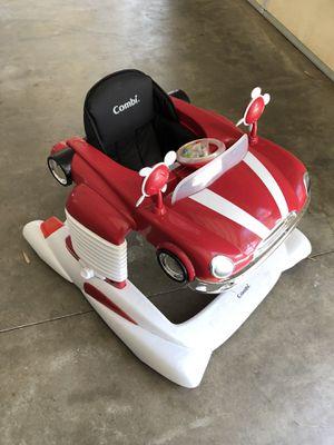 Combi Baby walker red corvette for Sale in Sarasota, FL