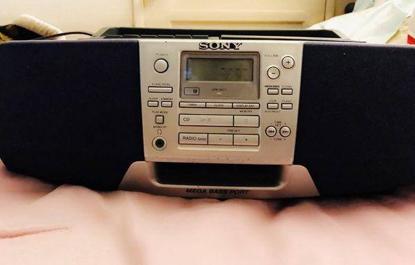 CD, Radio & Cassettes combo