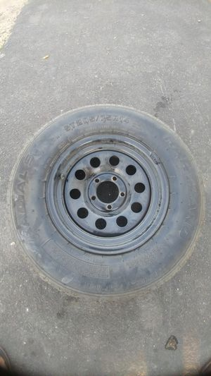 Trailer tire for Sale in Waynesville, MO