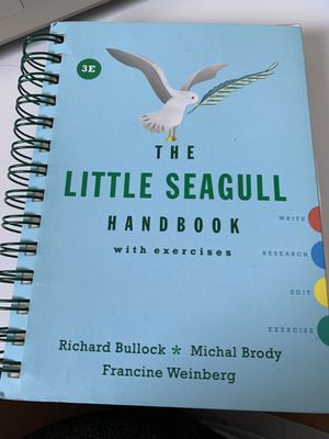 The little seagull handbook for Sale in Kissimmee, FL