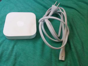 Apple A1392 AirPort Express Base Wireless Router for Sale in Traverse City, MI