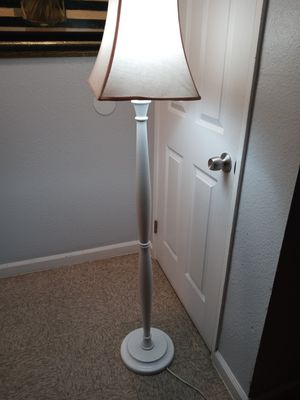 Pottery barn floor lamp for Sale in Anaheim, CA
