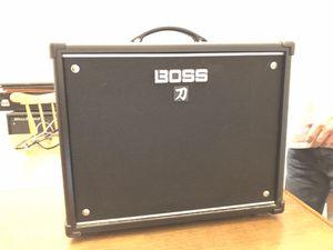 Boss Katana 50 amplifier for Sale in Virginia Beach, VA