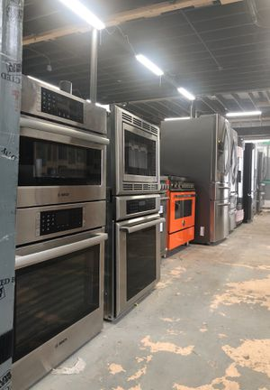 New refrigerator washer dryer stove cooktop range for Sale in Houston, TX