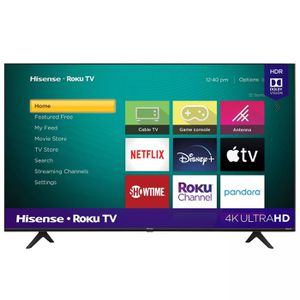 Brand new Hisense Roku TV 55 inches for Sale in Oak Point, TX