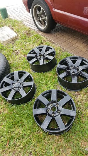 2014 wrangler jeep wheels for Sale in Orlando, FL