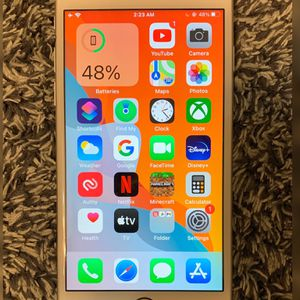 iPhone 6s 128 GB Unlocked for Sale in Cleveland, OH