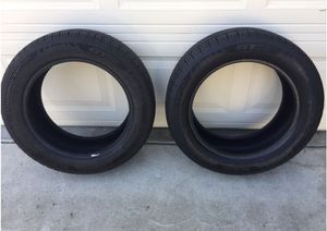 A Pair Of 205/55R16 Tires for Sale in Fresno, CA