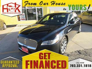 2017 Lincoln Continental for Sale in Manassas, VA