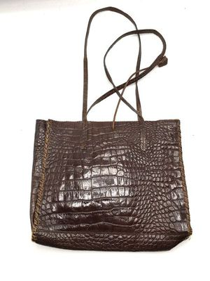 Ceconi P Brown Leather Shoulder for Sale in Bellmawr, NJ