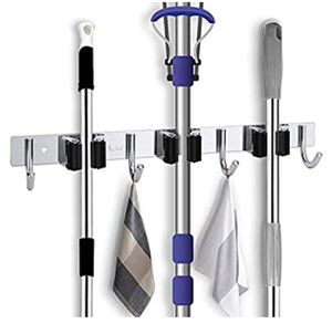 Favbal broom &mop holder for Sale in Las Vegas, NV