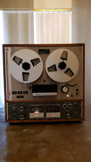 TEAC A-4010S Reel to Reel for Sale in Las Vegas, NV