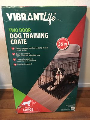 (New) Dog Crate Training Large and Small Dogs for Sale in Las Vegas, NV