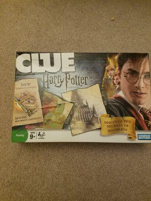 Harry Potter Clue for Sale in Sterling, VA
