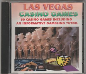 Las Vegas Casino Games CD-ROM by Powersource Multimedia USA for Windows for Sale in Stockton, CA