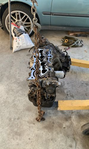 Free engine block and transmission for Sale in Sylmar, CA