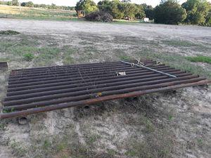 Steel cattle guard for Sale in Tyler, TX