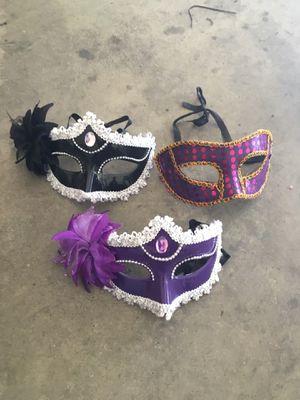 3 face masks for Sale in Fresno, CA