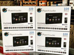 Planet Audio Double Din DVD Radios for Sale in Orlando, FL