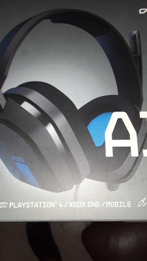 Astro A10 gaming headset for Sale in Tamarac, FL