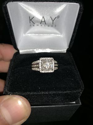 Diamond wedding ring for Sale in Valley Center, CA