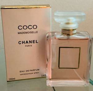 Bran new in box Coco Chanel 3.4 oz perfume for women for Sale in Royal Oak, MI