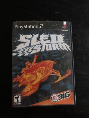 Sled Storm ps2 game for Sale in Salisbury, NC