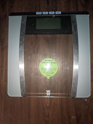Weight Watchers Digital Bathroom Scale for Sale in Dallas, TX