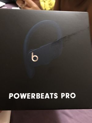 Powerbeats pro for Sale in New York, NY