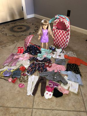 American girl doll and accessories Lot for Sale in Sun City, AZ