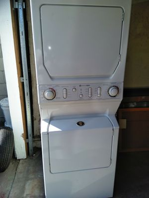 Maytag Stackable Electric washer and dryer new for Sale in Los Angeles, CA