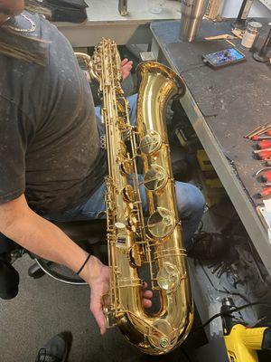 Buescher BU6 Baritone Saxophone for Sale in Orlando, FL