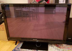 Panasonic 46 inch flat screen tv for Sale in Washington, DC