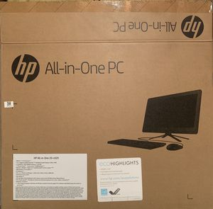 HP All in One Desktop for Sale in East Hartford, CT