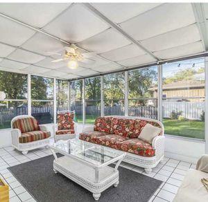 In door/outdoor furniture for Sale in Oakbrook Terrace, IL